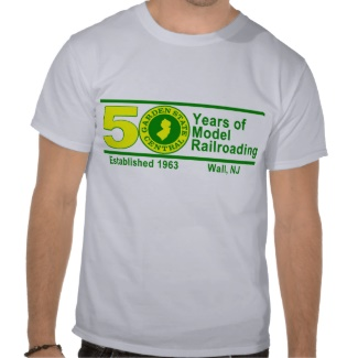 GSC 50th Anniversary T-Shirt